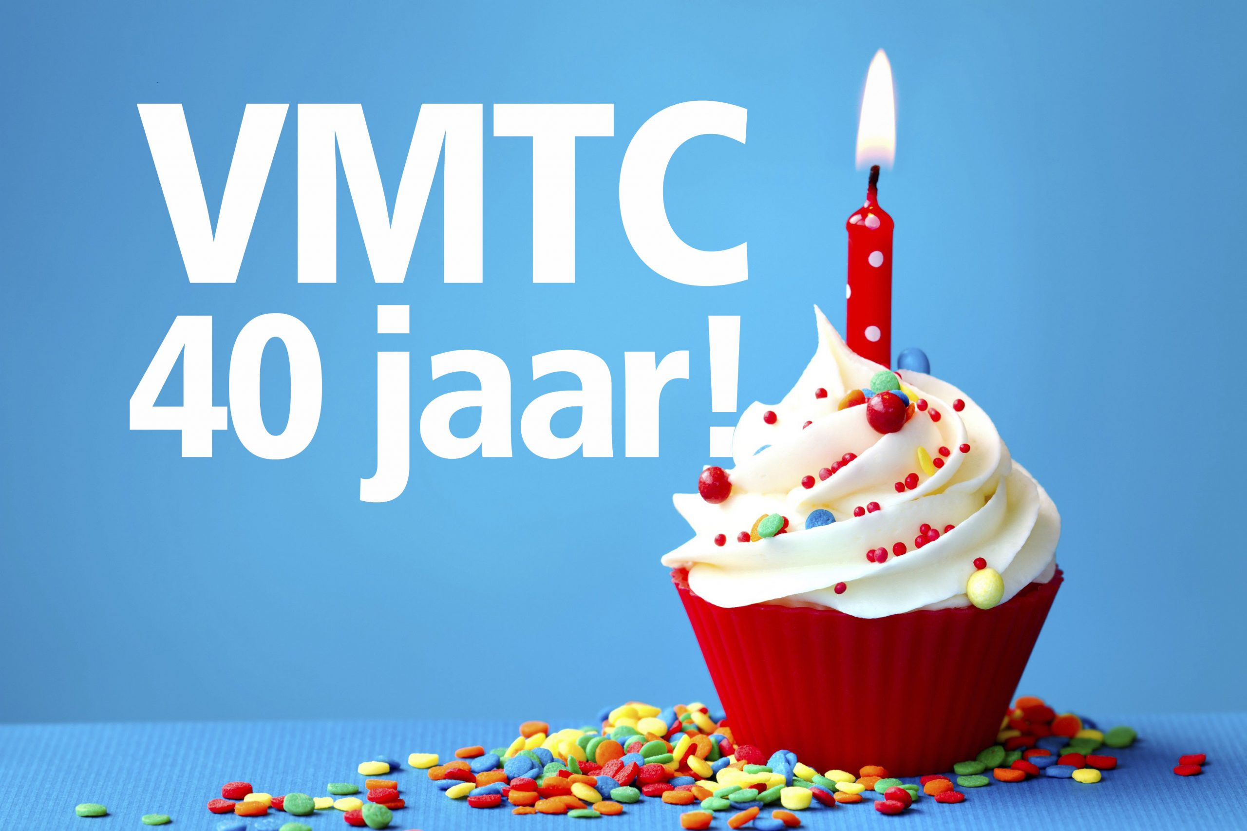 VMTC 40 jaar